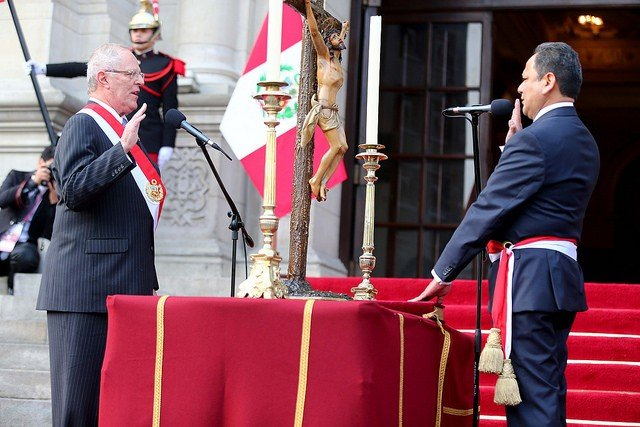 El presidente Kuczynski tomará juramento al reemplazante del ex ministro de Defensa, Mariano González.