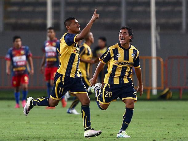 Sport Rosario de Huaraz ascendió a la Primera División.