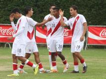 La selección peruana Sub 20 buscará a partir de enero su clasificación al mundial de Corea del Sur.