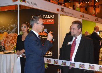 Tres empresas peruanas exportarían productos frescos al mercado holandés.