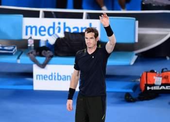 Andy Murray mostró su categoría ante el ruso Rublev.