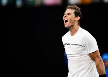 Rafael Nadal confirmó su gran momento al vencer a la promesa del tenis, el alemán Alexander Zverev.