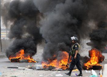 Basombrío señala que SL se infiltró en protestas contra peaje