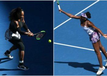 Serena y Venus Williams se enfrentarán por el título de Australia.