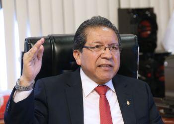 Fiscal de la Nación Pablo Sánchez (Andina)