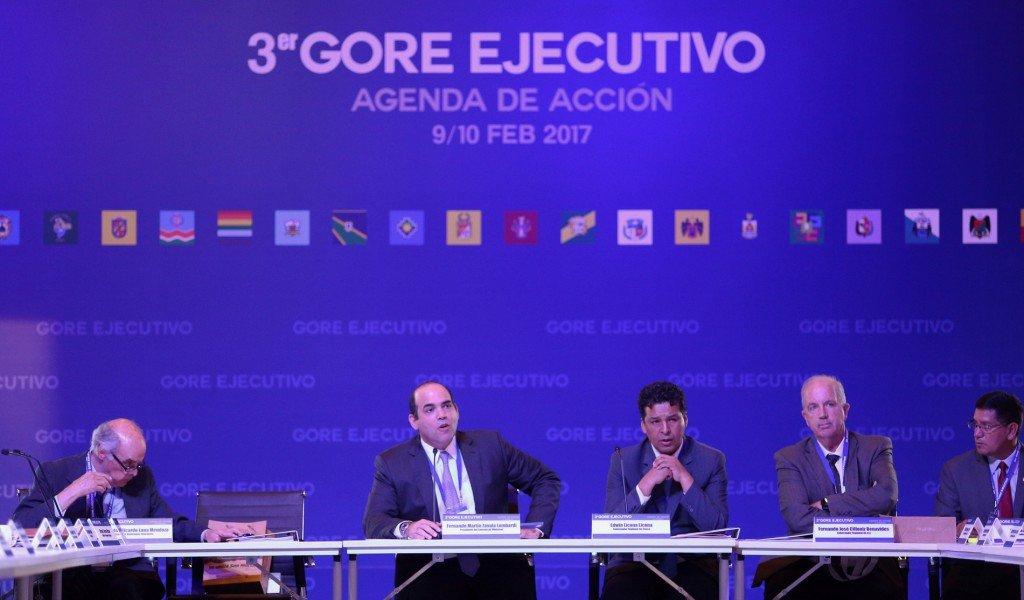 """Premier Zavala: """"Un total de 630 acuerdos adoptados en reuniones GORE ya han sido cumplidos"""""""
