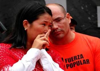 Keiko Fujimori fue incluida en investigación que se le sigue a Joaquín Ramírez por lavado de activos.
