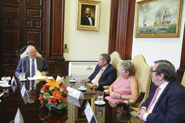 Presidente Kuczynski firmará declaratoria para garantizar la libertad de prensa y expresión en el Perú