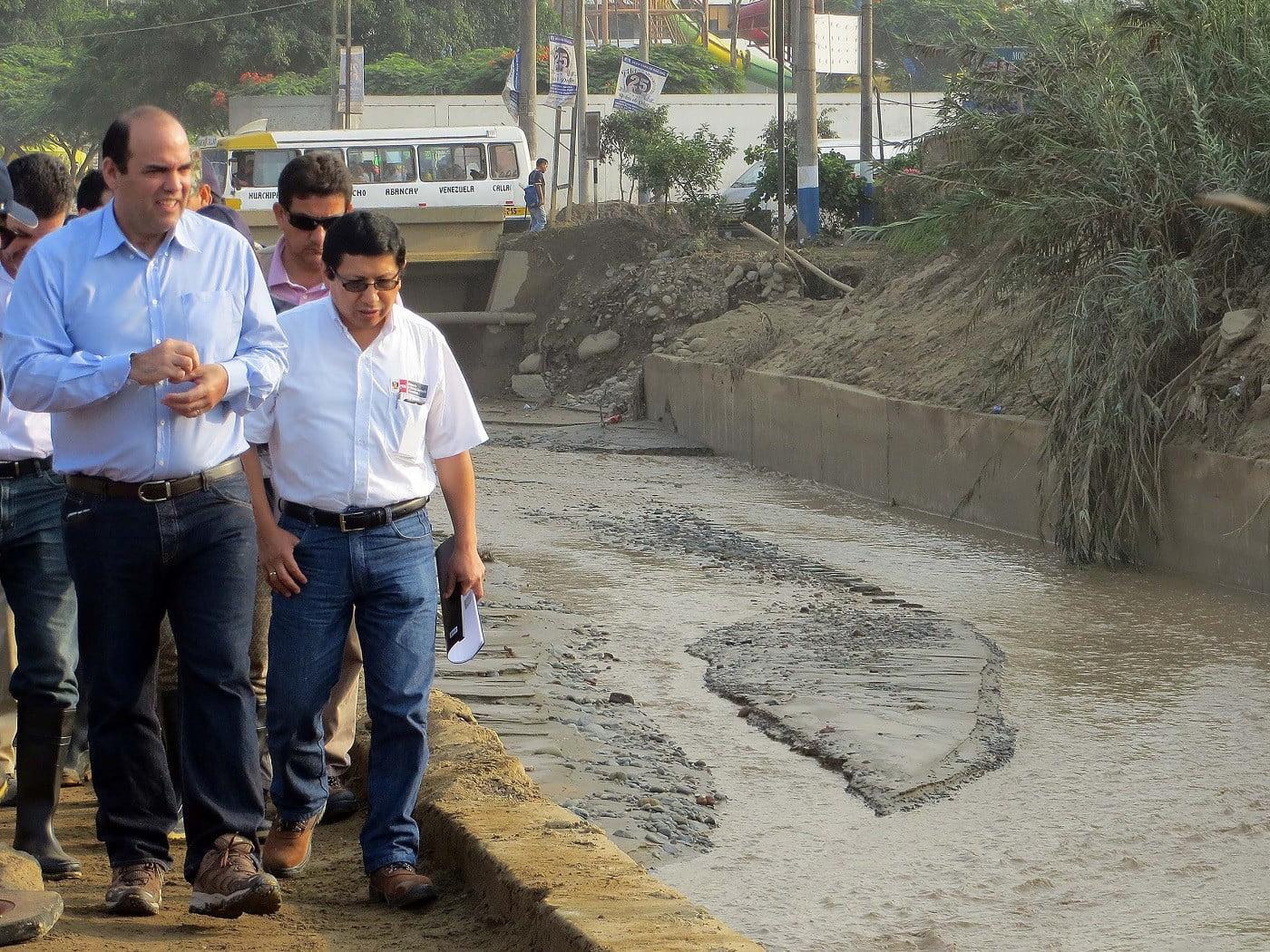 """Premier Zavala: """"En muchos lugares del Perú no se han hecho trabajos de prevención"""""""