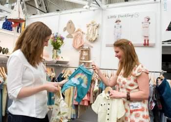 La calidad de la prenda peruana para bebes y niños fue exhibida en Londres.