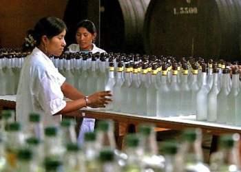 El mercado colombiano es el sexto destino internacional del pisco.