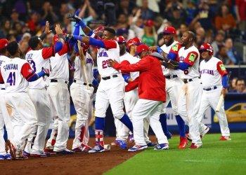 Festejo a lo grande de República Dominicana,