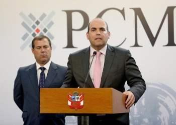 El titular de la PCM anunció también que la próxima semana se aprobará el Reglamento de las Asociaciones Público Privadas (APP).