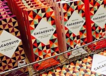 Marca peruana Cacaosuyo ya se vende en La Rinascente, la tienda top mundial.