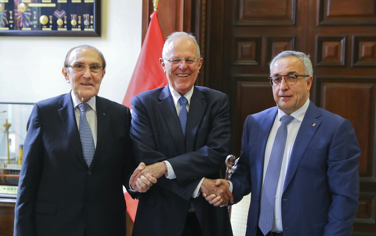COI otorga al Perú US$ 600 mil  para el proceso de reconstrucción