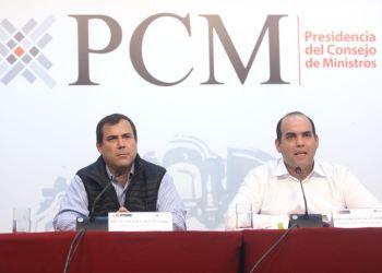 El ministro de la Producción, Bruno Giuffra, anunció creación de importante página web.