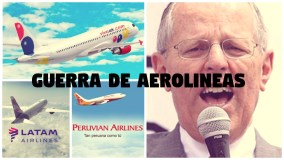 PPK desata guerra de aerolíneas en el Perú