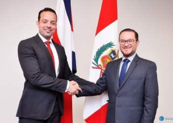 El viceministro de Comercio Exterior, Edgard Vásquez, manifestó que el TLC entre Perú y Costa Rica ha beneficiado a las pymes.