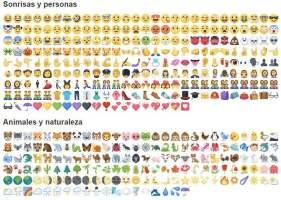 Símbolos para Twitter: signos, iconos, emojis y emoticones
