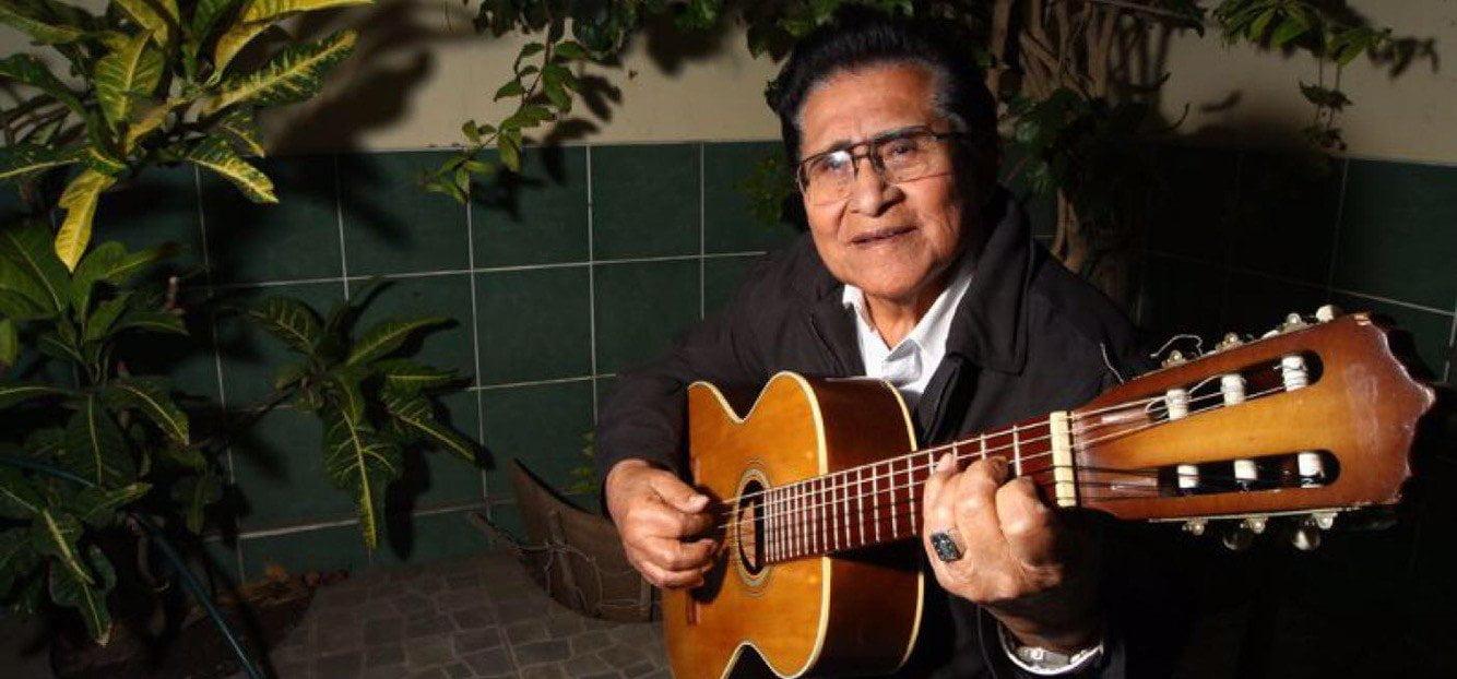 Luis Abanto Morales intérprete de Cholo Soy fallece a los 93 años