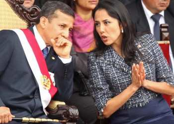 Suerte de Ollanta Humala y Nadine Heredia se determinará mañana.
