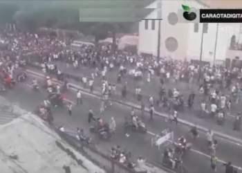 Una mujer fallecida y 4 heridas dejó ataque de colectivos en Catia durante consulta popular