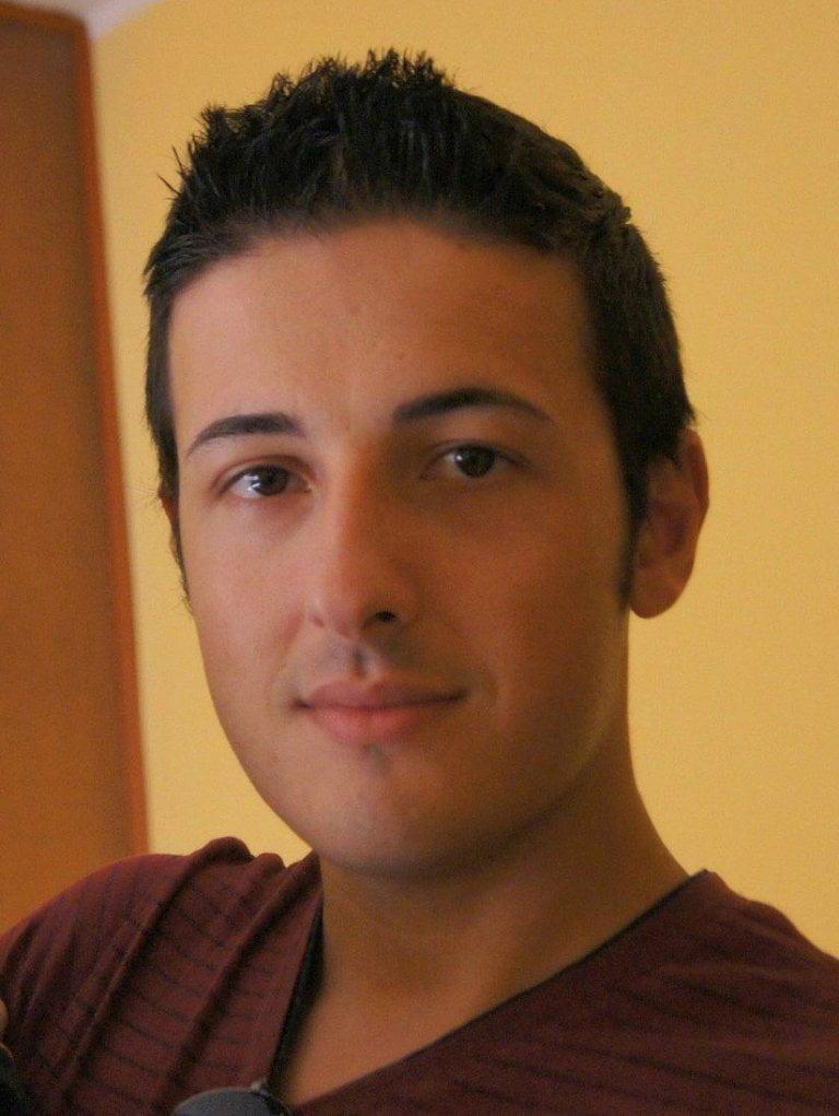 Bruno Gulotta, 35 años, de Italia