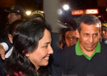 Ratificaron prisión preventiva contra la ex pareja presidencial Humala-Heredia
