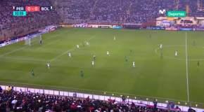 Perú vs Bolivia en vivo