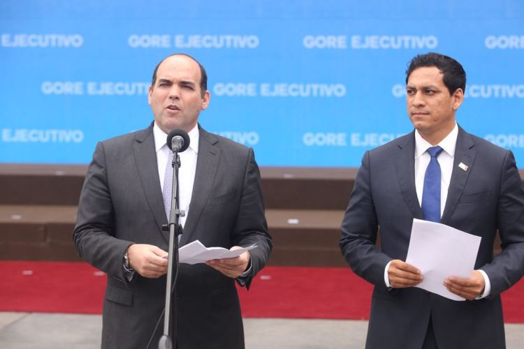 El premier Zavala afirmó que el gobierno ha mostrado total voluntad para levantar la huelga.