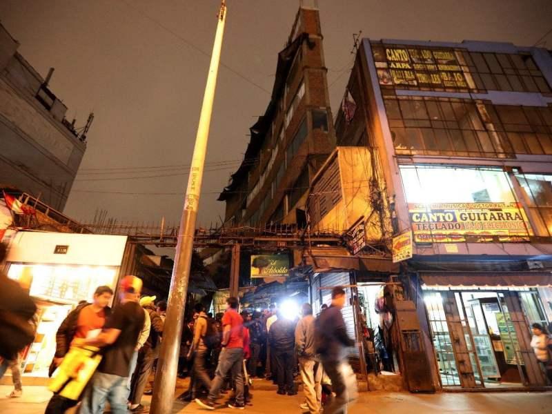 Este es el edificio que se burla de la ingeniería y la prevención ante sismos