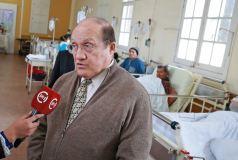 Ministro de Salud Fernando D'Alessio