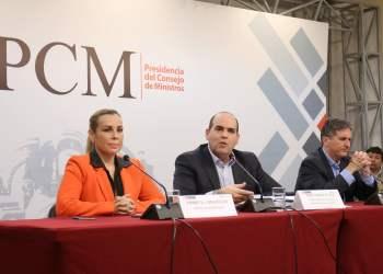 La PCM aprobó el Plan integral de la Reconstrucción Con Cambios.
