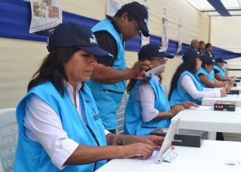 Censo 2017 en el Perú