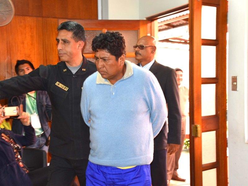 PODER JUDICIAL DICTA SEIS MESES DE PRISIÓN PREVENTIVA PARA PRESUNTO VIOLADOR DE CENSISTA EN VILLA EL SALVADOR