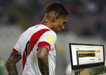 Perú vs Nueva Zelanda: Así van las apuestas del repechaje tras suspensión de Paolo Guerrero