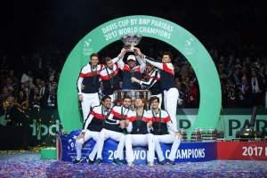 Francia conquistó su décima Copa Davis