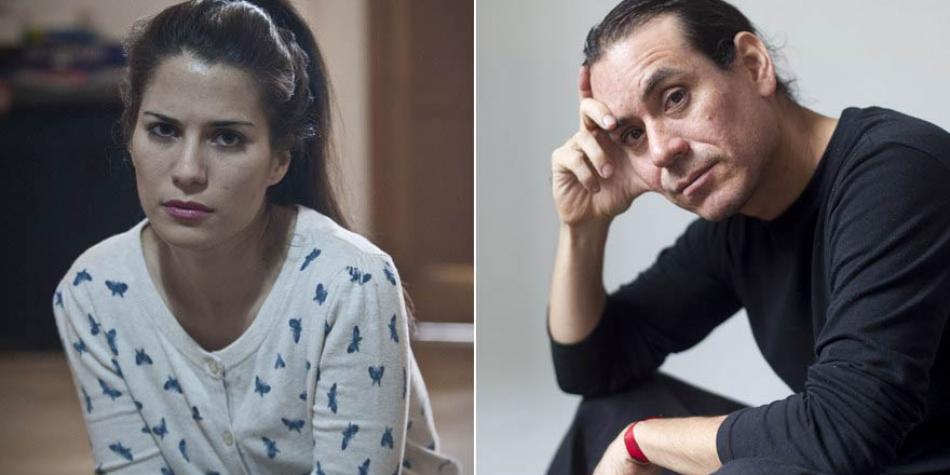 Guillermo Castrillón y Eva Bracamonte