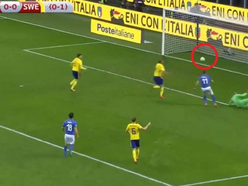 Italia vs Suecia