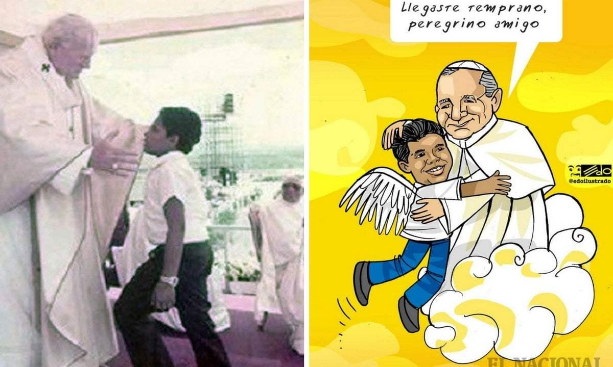 Le cantó a Juan Pablo II, ahora murió por la escasez de medicamentos en Venezuela