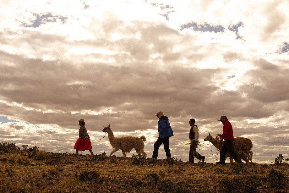 Operadores rurales de Turismo