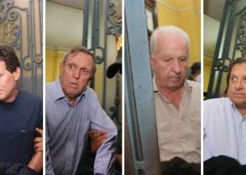 Empresarios de Graña & Montero, JJCamet e ICCGSA recluidos en penal de Ancón