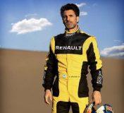 Emiliano Spataro calienta motores para el Dakar 2018