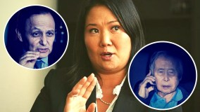Keiko Fujimori se pronuncia sobre dichos del Defensor sobre Alberto Fujimori