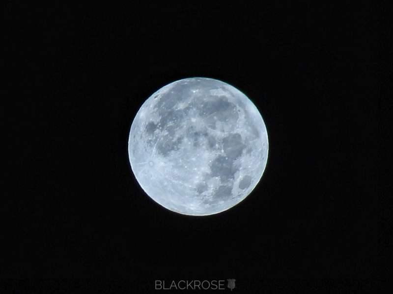 Superluna azul con eclipse: sigue el fenómeno en directo