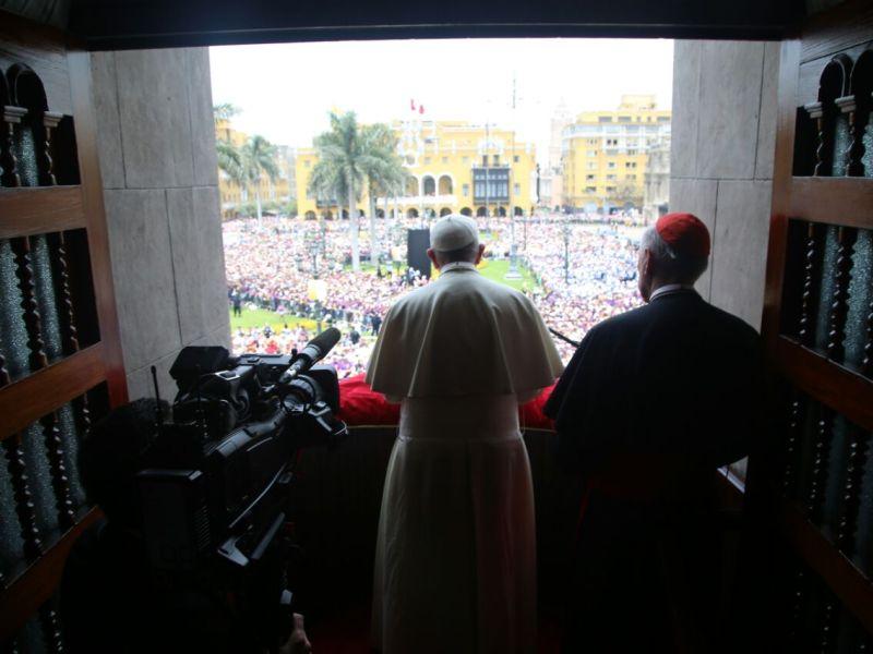 El corazón no se puede photoshopear dice el Papa Francisco