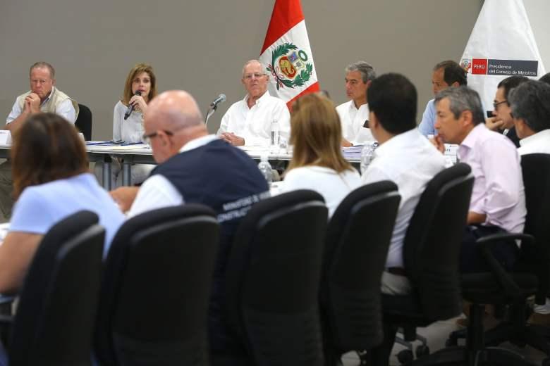 Jefe de Estado preside sesión del Consejo de Ministros descentralizado en Piura.