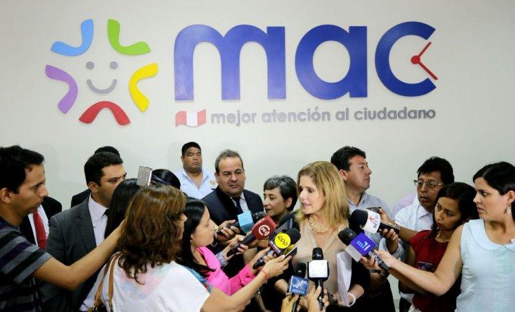 La premier Aráoz afirmó que el Ejecutivo no interfiere en las decisiones de la Fiscalía