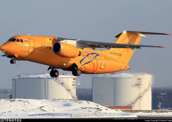 Un avión con 71 personas a bordo se estrella a las afueras de Moscú