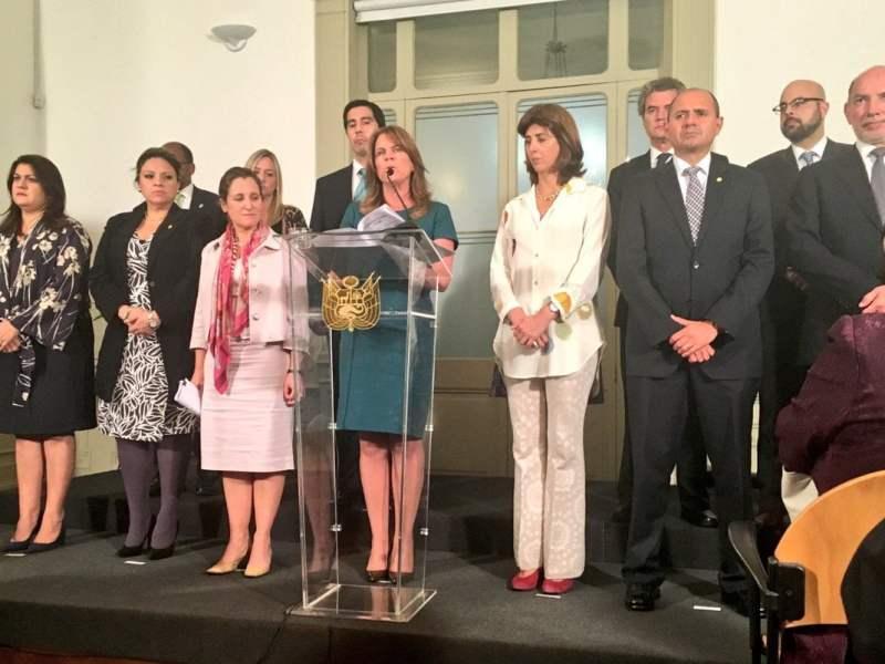 Perú no dará bienvenida a Maduro en VIII Cumbre de las Américas